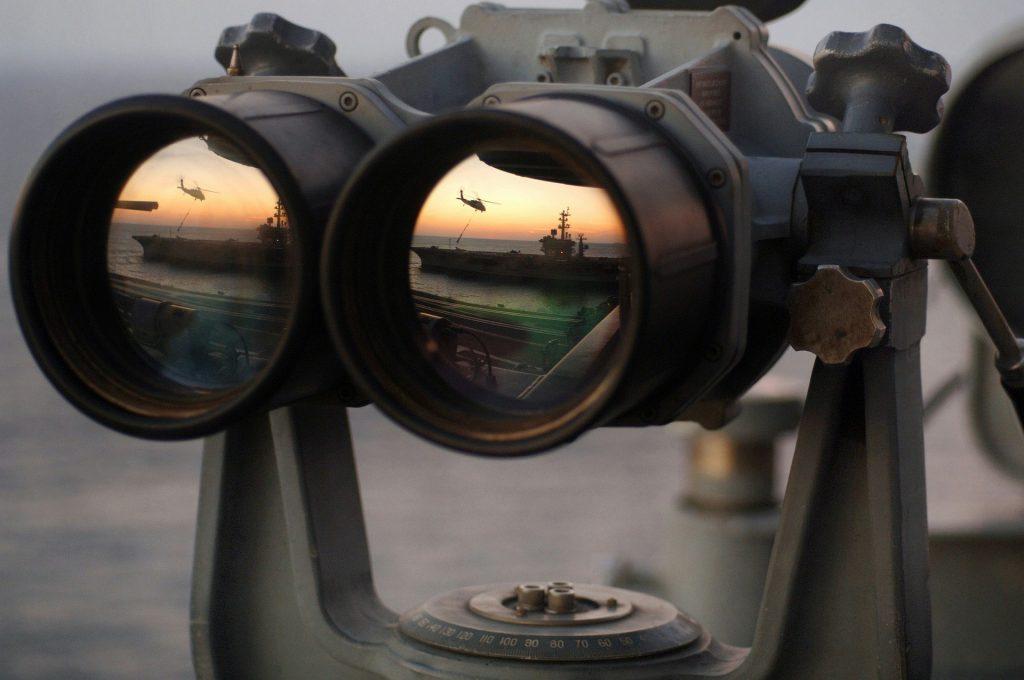 Fernglas, Observation