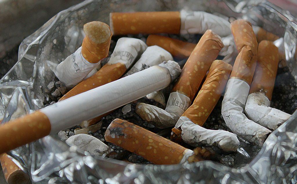 Zigaretten und andere Gerüche in der Wohnung
